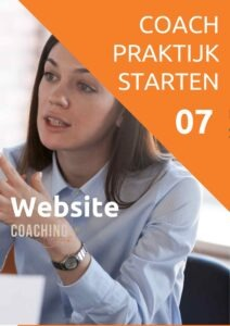 e-book - start jouw coachpraktijk - website
